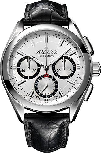 Alpina Geneve Alpiner 4 Flyback Chronograph AL 760SB5AQ6 Herren Automatikchronograph Manufakturkaliber