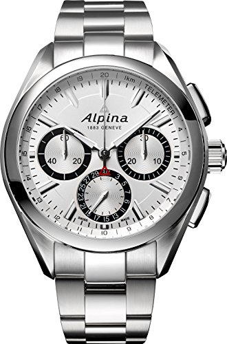 Alpina Geneve Alpiner 4 Flyback Chronograph AL 760SB5AQ6B Herren Automatikchronograph Manufakturkaliber