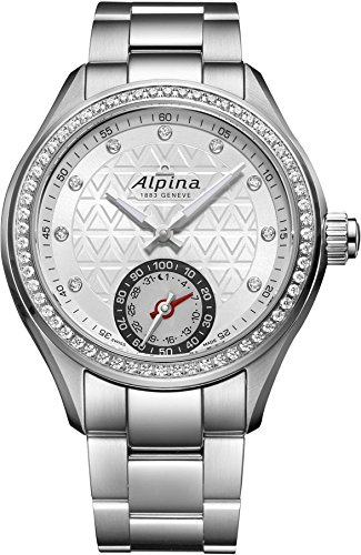 Alpina Geneve Horological Smartwatch AL 285STD3CD6B Damenarmbanduhr SmartWatch