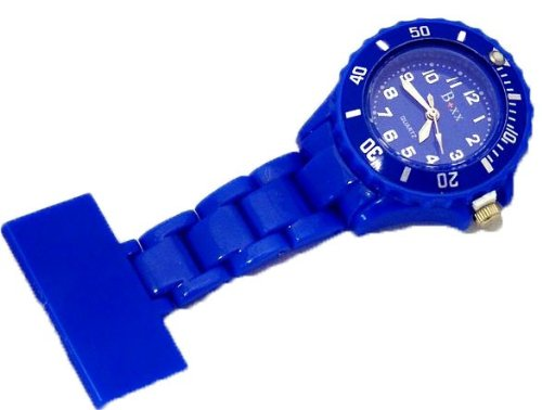 Designer Krankenschwester Uhr Blau