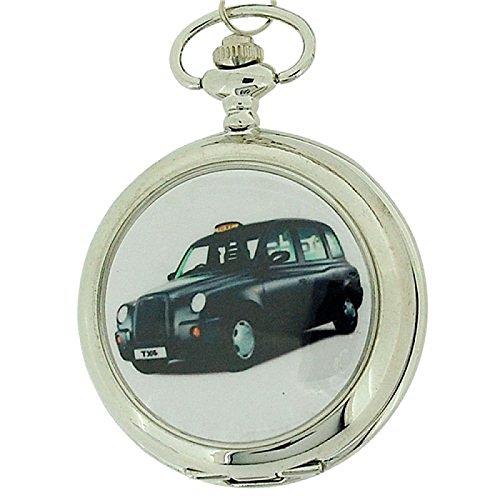 BOXX Taxi Taschenuhr an 30 48 cm Kette