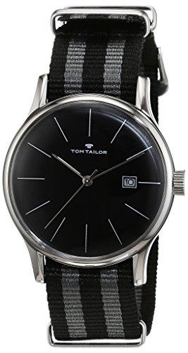 TOM TAILOR Watches Analog Quarz Nylon 5415101