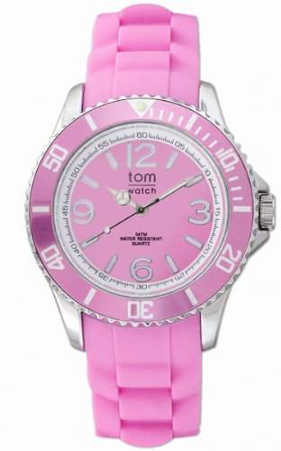 TOM WATCH Armbanduhr BASIC 44 mm Pretty Rose, Groesse XL 133-7