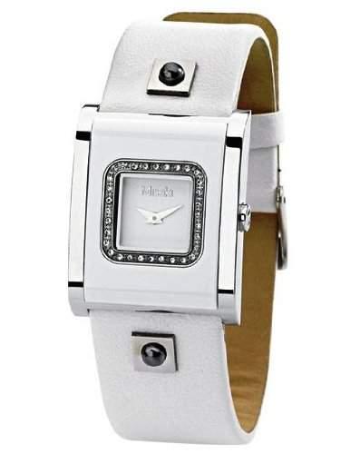Misaki Damen-Armbanduhr Analog Quarz Leder QCRWACQUAW