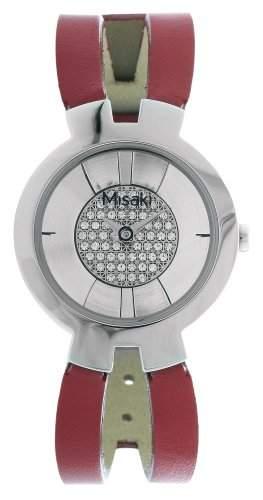 Misaki Damen-Armbanduhr Analog Quarz Edelstahl QCRWCRUELLARED