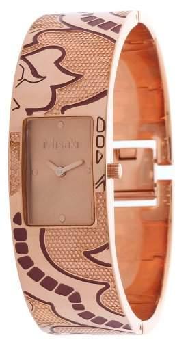 Misaki Damen Armbanduhr Bronze QCRWELISASMALL