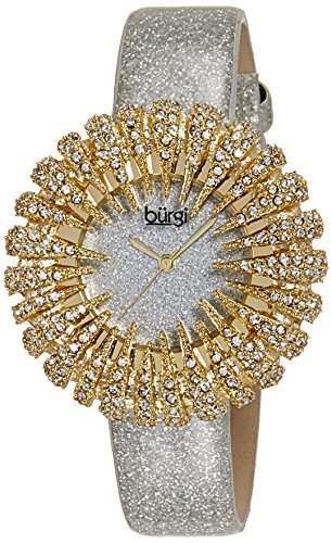 BURGI Damen-Armbanduhr Analog Quarz BUR112YGW