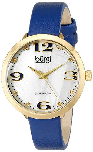 Burgi BUR119BU Analog Quarz
