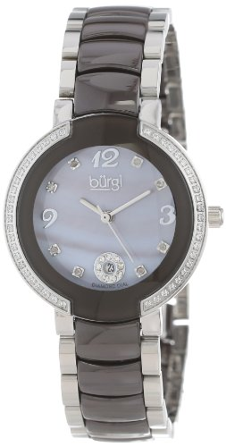 Burgi Woman Analog Quarz BUR072BR