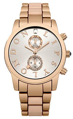 Lipsy Damen Armbanduhr Analog Quarz LP357