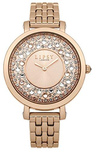Lipsy Damen Armbanduhr Analog Quarz LP396