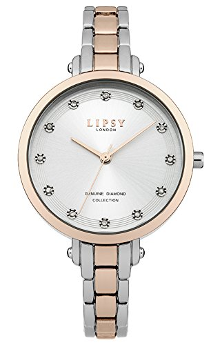 Lipsy Damen Armbanduhr Analog Quarz LP484