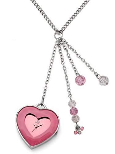 Lipsy Damen-Armbanduhr Silber LP047
