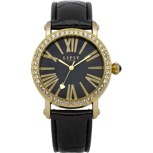 Lipsy London Womens Analogue Quartz Strap Watch LP101