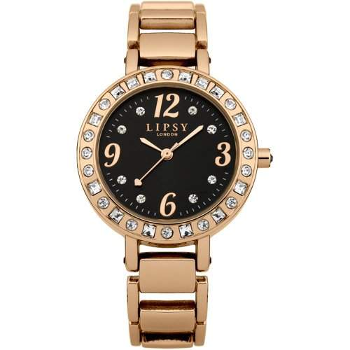 Lipsy London Womens Analogue Quartz Bracelet Watch LP121