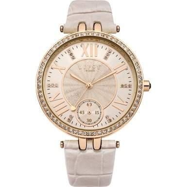 LIPSY Damen-Armbanduhr Analog Quarz Polyurethan LP294
