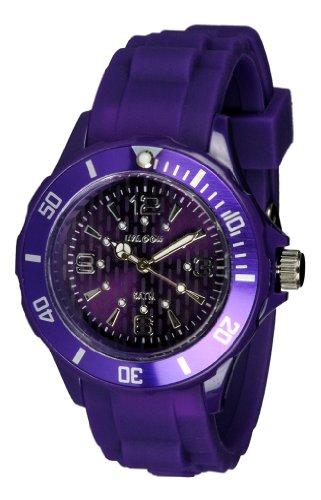 Waooh Uhr FC35 Violett