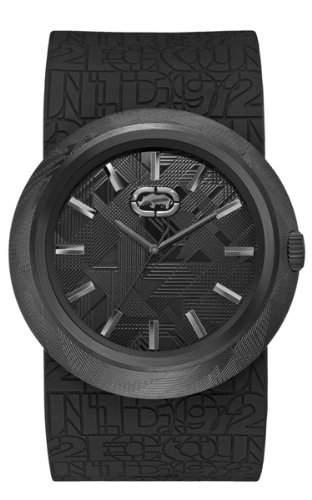 Ecko Unlimited Herren-Armbanduhr Analog schwarz E12519G1