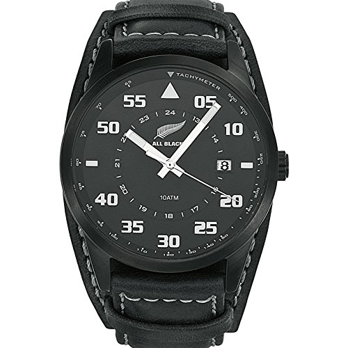 All Blacks Analog Quarz Schwarz 680161