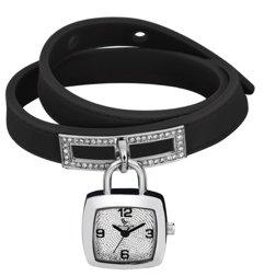 Laurens Armbanduhr Analog Quarz 027020AA Nero