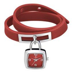 Laurens Armbanduhr Analog Quarz 027021AA Rosso