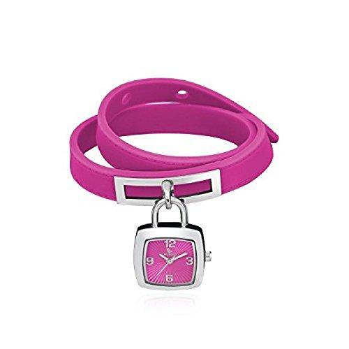 Laurens Armbanduhr Analog Quarz 027021BB Rosa