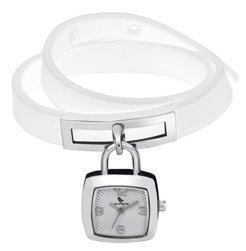Laurens Armbanduhr Analog Quarz 027021GG Bianco