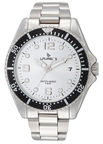 Laurens Armbanduhr Edelstahl 026651AA