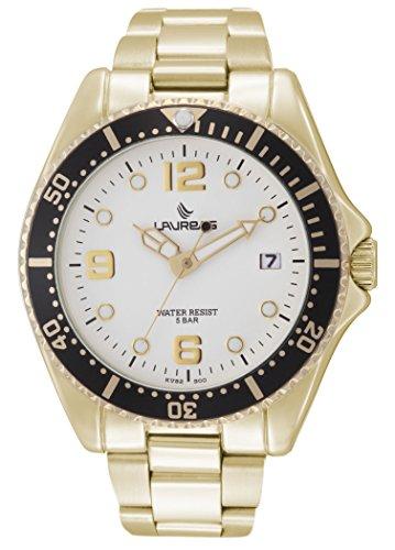 Laurens Armbanduhr Edelstahl 026652AA