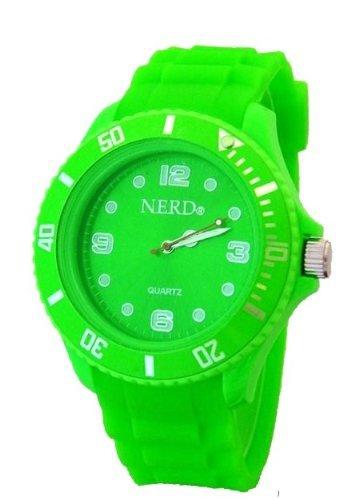 Nerd Clear Armbanduhr T7