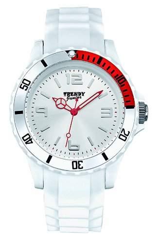 Trendy Junior Kinder-Armbanduhr Analog Quarz Grau KL211