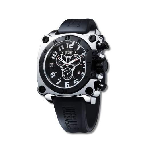 Offshore Limited Herren-Armbanduhr XL Z Drive Chronograph Silikon 007 G