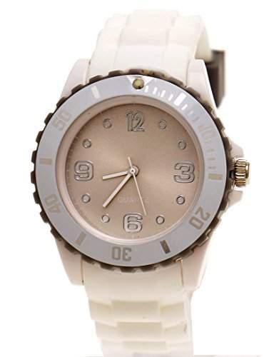 Sport Armbanduhr Weiss