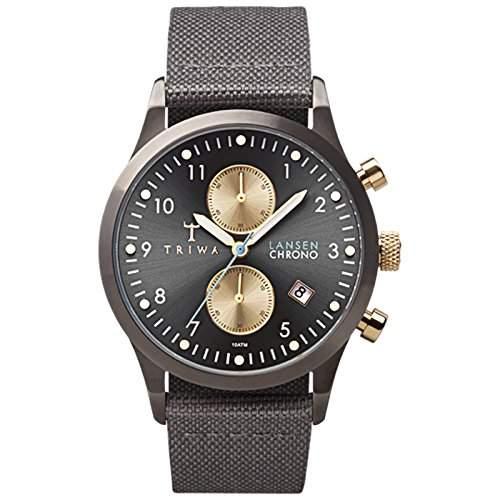 Triwa Walter Lansen Chrono Uhr Grau LCST101CL06