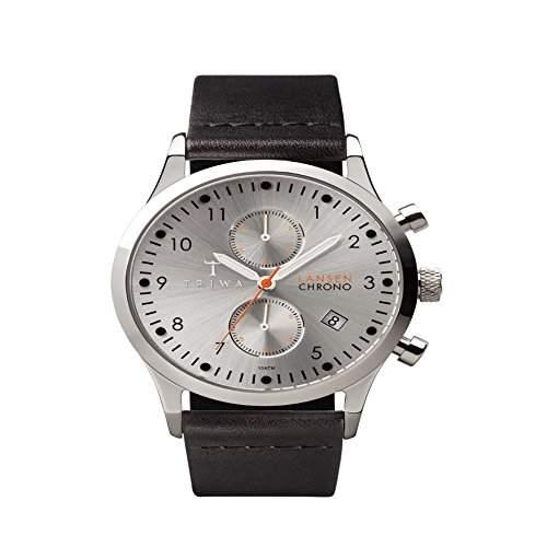 Triwa Uhr - Lansen - Stirling Schwarz Chrono