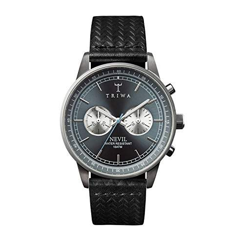 Triwa Ash Nevil Watch - Black Giza Classic
