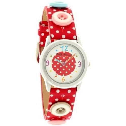 Little Marcel Kinder-Armbanduhr LM32 Analog Quarz Rot LM32RDC