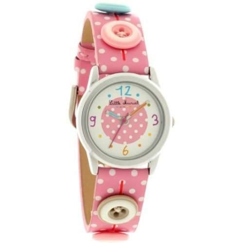Little Marcel Kinder-Armbanduhr LM32 Analog Quarz Rosa LM32PKC