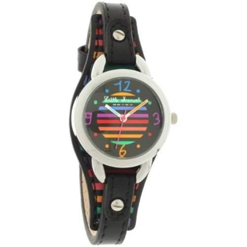 Little Marcel Damen-Armbanduhr LM28 Analog Quarz Schwarz LM28BKC