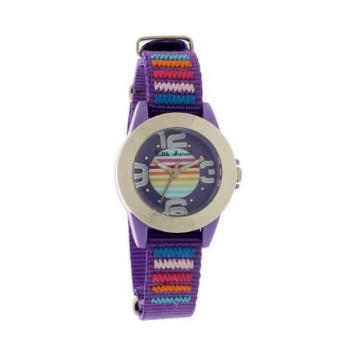 Little Marcel Damen-Armbanduhr LM37 Analog Quarz Violett LM37PUNY