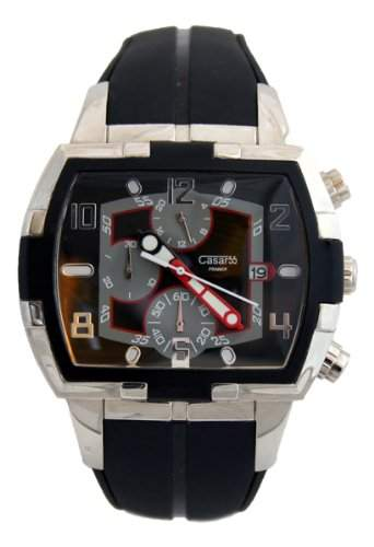 Waooh - Casar55 Uhr V765G Schwarz