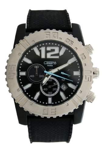 Waooh - Casar55 Uhr V934G Schwarz