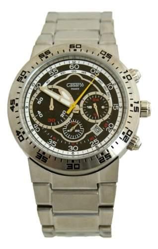 Waooh - Casar55 Uhr V957G Silber