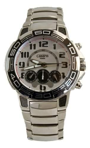 Waooh - Casar55 Uhr Z215G Silber
