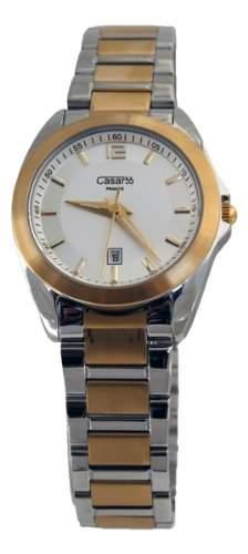 Waooh - Casar55 Uhr Petite Kleine Groesse Silber und Gold