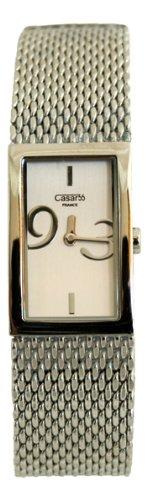 Waooh Uhr Casar55 Z686 Silber