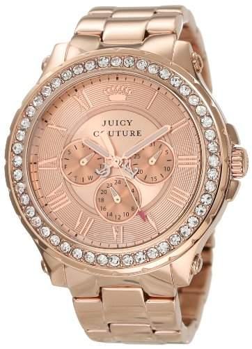 Juicy Couture Damen Pedigree Analog Dress Quartz Reloj 1901083