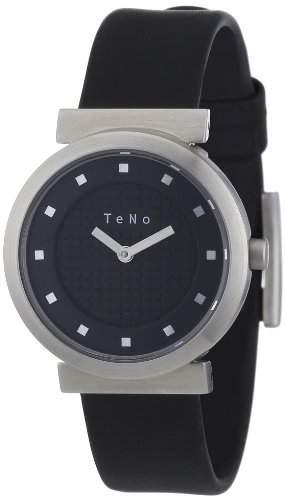 Teno Damen-Armbanduhr Analog Kautschuk 0894021A02