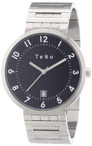 Teno Damen-Armbanduhr Analog Edelstahl 089701850