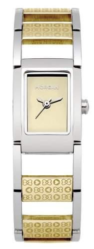 Morgan De Toi Damen-Armbanduhr XS Analog Quarz M1116GM